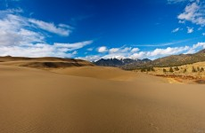 2009-10-24-Great Sand Dunes-002-57 Panorama